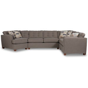 Dillon 4PC Sectional