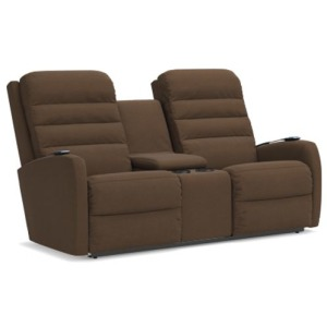 Forum PowerReclineXRw+ Full Reclining Loveseat w/ Console