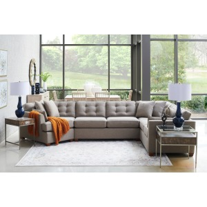 Dillon 4 PC Sectional