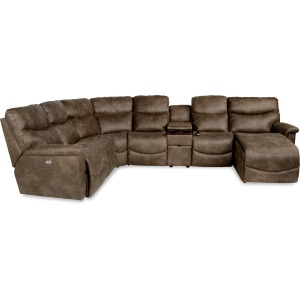 James 5PC Sectional
