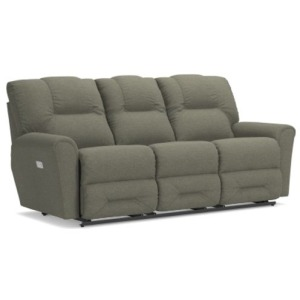 Easton PowerRecline La-Z-Time® Full Reclining Sofa w/ Power Headrest