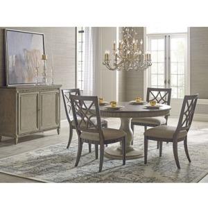 Savona Octavia Dining Table Complete