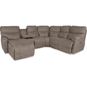 TROUPER POWER RECLINING SECTIONAL