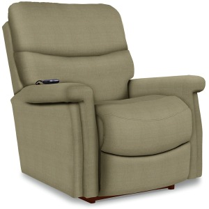 Baylor PowerReclineXR Reclina-Rocker Recliner w/ Two-Motor Massage & Heat