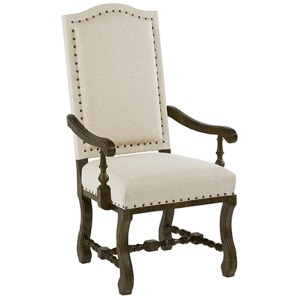 Artisans Shoppe Arm Chair