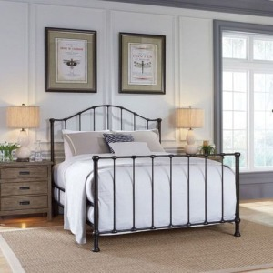 Foundry Garden King Bed