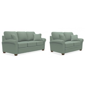 Natalie Sofa & Loveseat Set