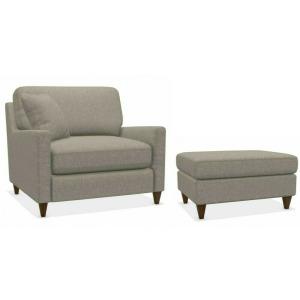 Coronado Chair & A Half w/Ottoman