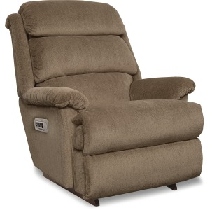 Astor Power Rocking Recliner w/ Head Rest, Lumbar, & Wireless Remote