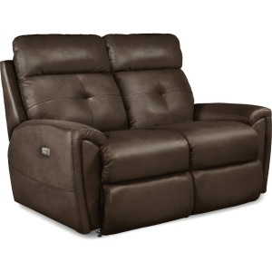 Douglas Power Reclining Loveseat with Headrest