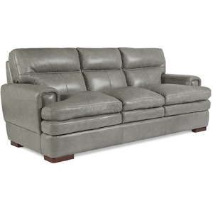 Jake Sofa w/ Nickel Nail Head Trim