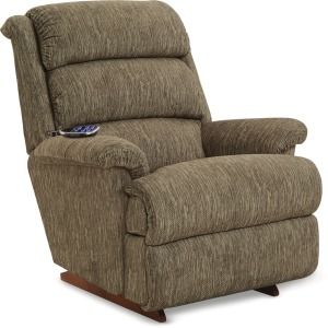 Astor Power Rocking Recliner w/ Hand Wand