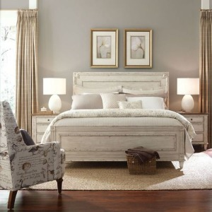 Southbury Panel King Bed