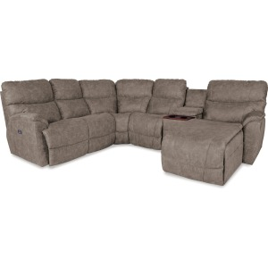 Trouper 5 PC Reclining Sectional