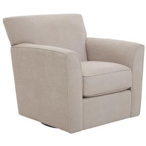 Allegra Premier Swivel Occasional Chair