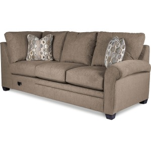 Natalie Premier Left-Arm Sitting Sofa w/ Corner