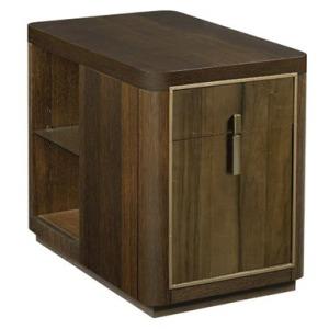 AD Modern Organics Kern Drawer End Table