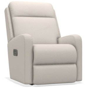 Finley Power Rocking Recliner w/ Headrest and Lumber