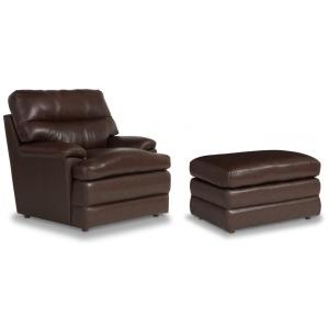Miles Chair & Ottoman