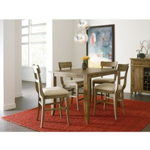 """The Nook 60"""" Counter Height Leg Table"""
