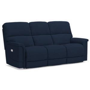 Oscar PowerRecline La-Z-Time Full Reclining Sofa w/ Power Headrest