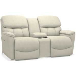 Kipling Power Reclining Loveseat w/ Console