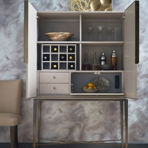 AD Modern Classics Lodi Bar/Entertainment Unit