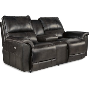 Norris Power Reclining Loveseat w/ Console