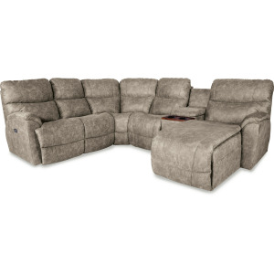 Trouper 6 PC Reclining Sectional