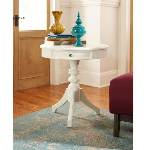 Lynn Haven Round Accent Table