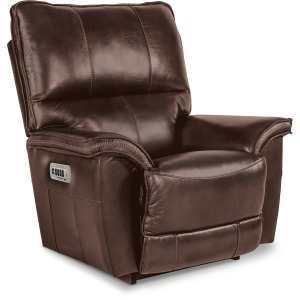 Norris Power Rocking Recliner w/ Head Rest and Lumbar