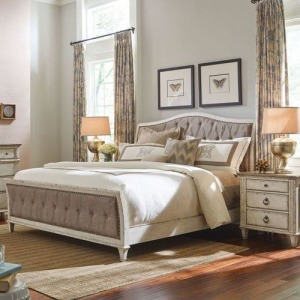 Southbury Upholstered Cal King Bed