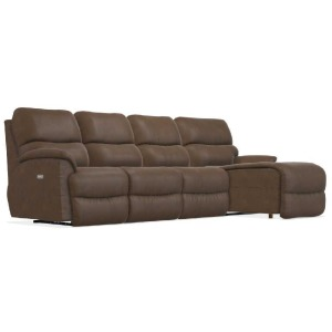 Trouper 5 PC Power Reclining Sectional