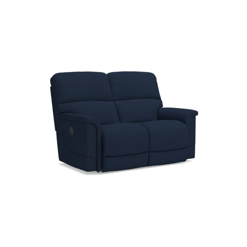 Enjoyable Oscar Powerrecline La Z Time Full Reclining Loveseat W Squirreltailoven Fun Painted Chair Ideas Images Squirreltailovenorg