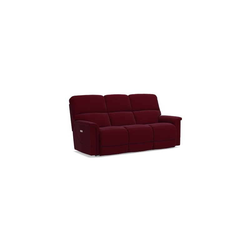 Peachy Oscar Powerrecline La Z Time Full Reclining Sofa By La Z Bralicious Painted Fabric Chair Ideas Braliciousco