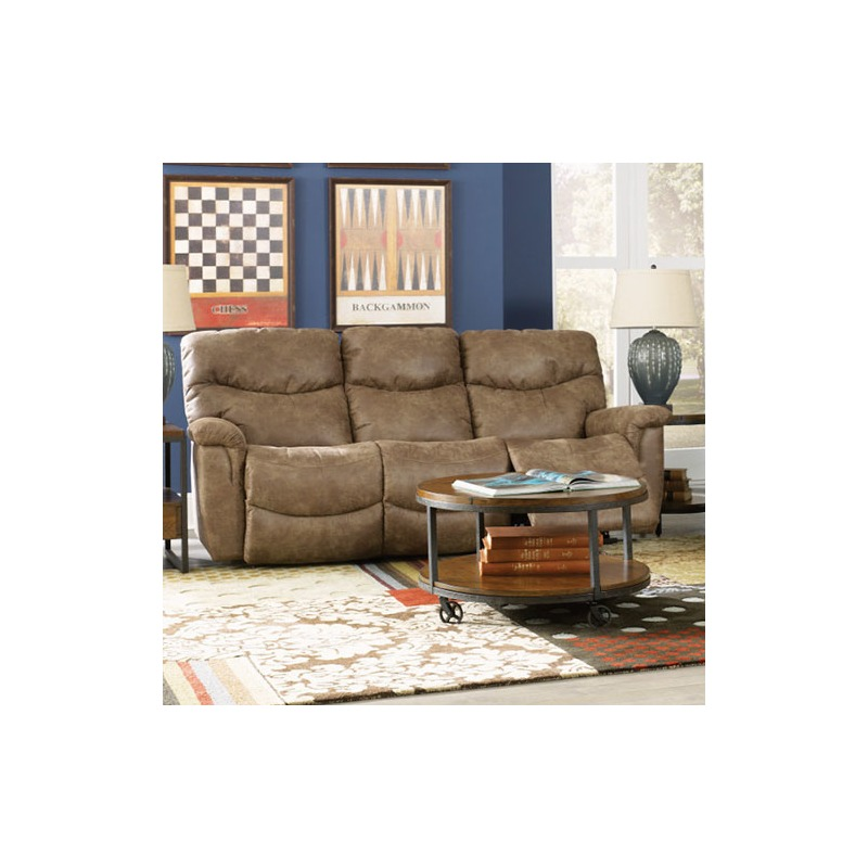 Pleasant James Powerrecline La Z Time Full Reclining Sofa By La Z Gamerscity Chair Design For Home Gamerscityorg