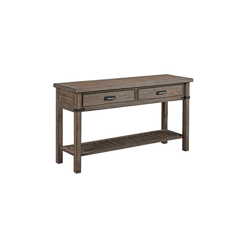 Foundry Sofa Table by La-Z-Boy Furniture - 59-025   Pierce ...