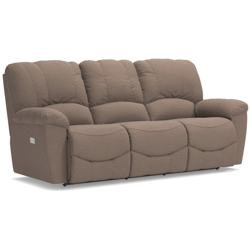 Miraculous Hayes Powerrecline La Z Time Full Reclining Sofa W Power Bralicious Painted Fabric Chair Ideas Braliciousco