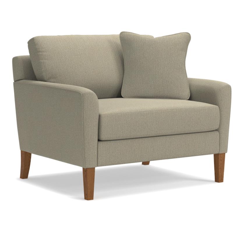 Fine Mckinney Premier Chair A Half By La Z Boy Furniture Inzonedesignstudio Interior Chair Design Inzonedesignstudiocom