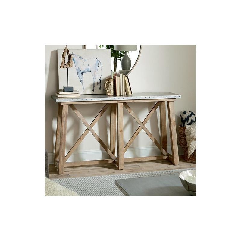 Junction Truss Sofa Table by La-Z-Boy Furniture - 710-925 ...