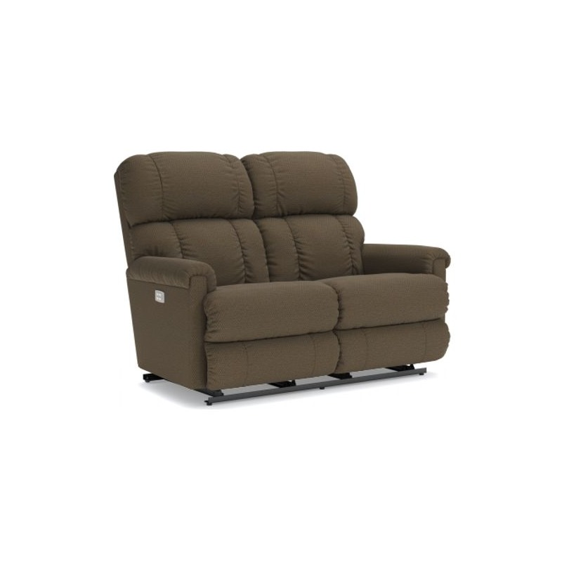 Admirable Pinnacle Powerreclinexrw Full Reclining Loveseat By La Z Boy Machost Co Dining Chair Design Ideas Machostcouk