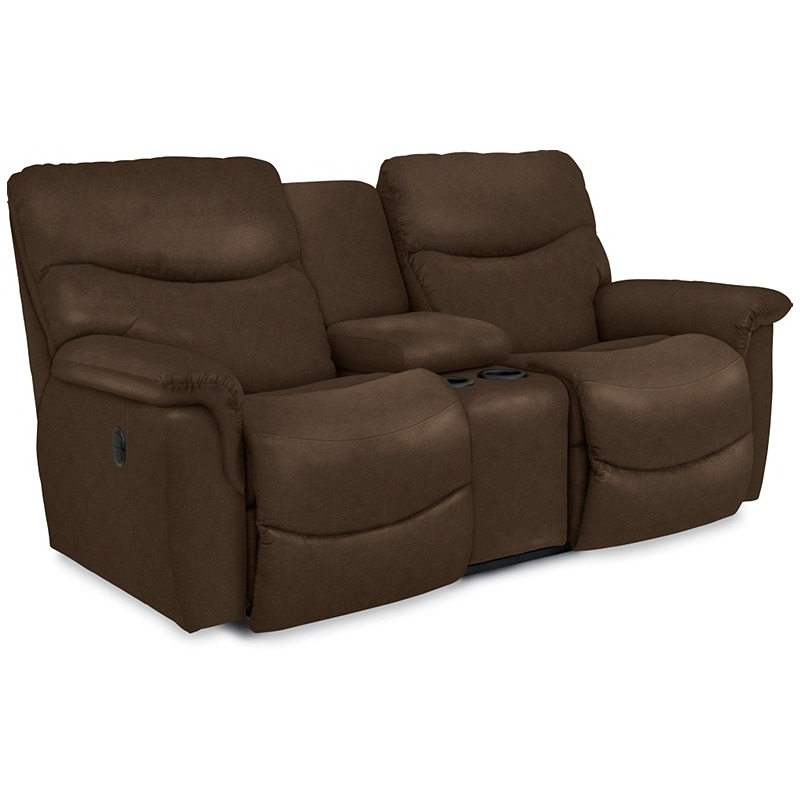 Marvelous James Power Reclining Loveseat With Console Caraccident5 Cool Chair Designs And Ideas Caraccident5Info