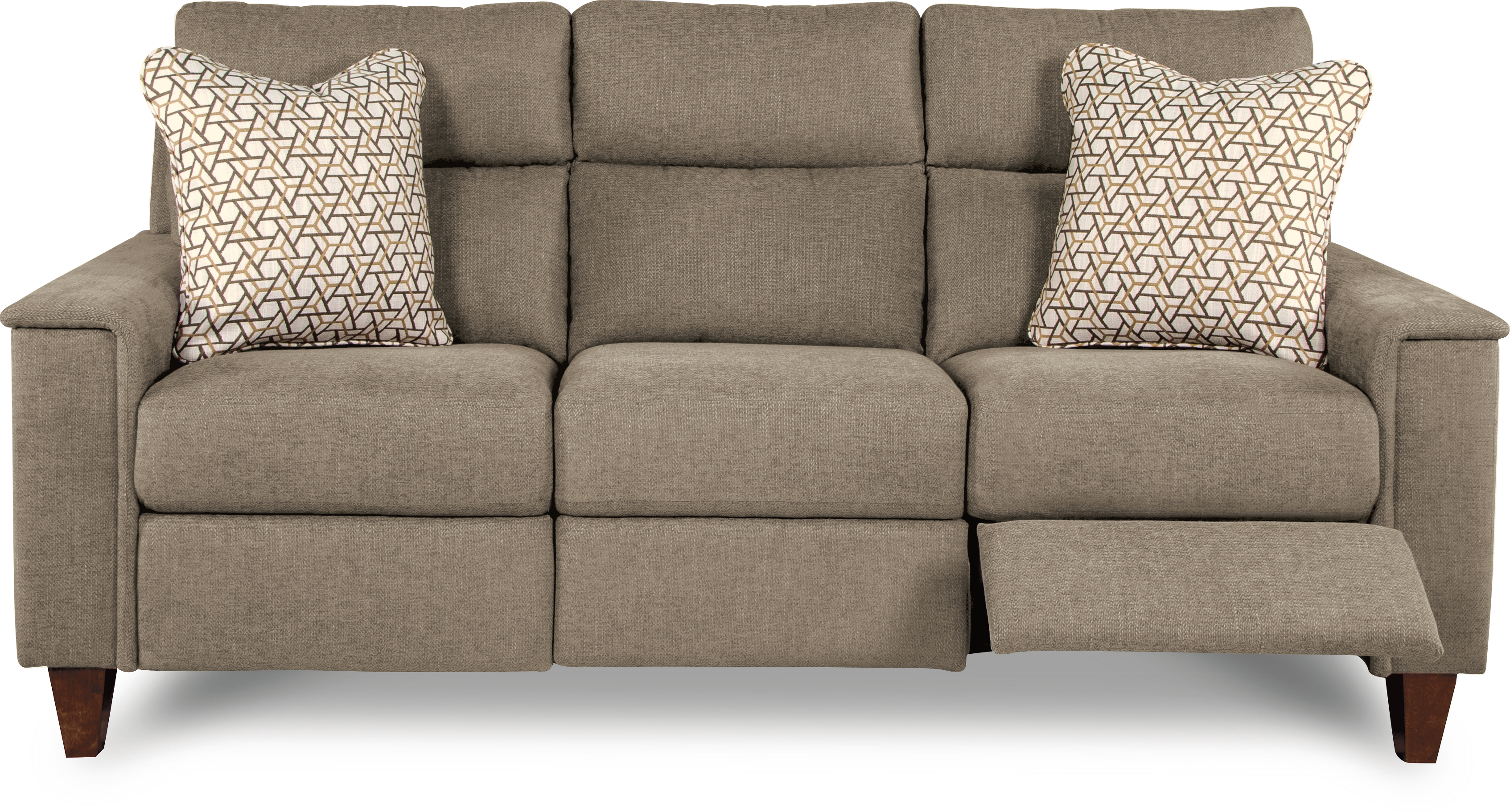 Picture of: Ryder Duo Reclining Sofa By La Z Boy Furniture 91p894 Riley S Furniture Mattress