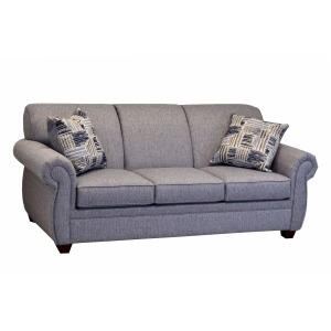"Omaha Queen Sleeper Sofa w/7"" Innerspring Mattress"