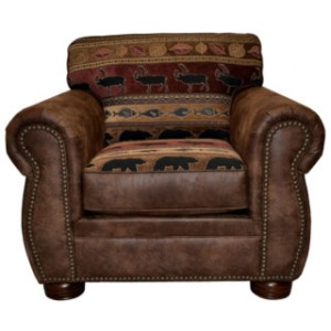 Kitty Hawk Chair and Ottoman