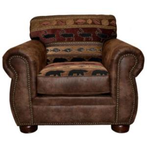 Kitty Hawk Chair and Ottoman