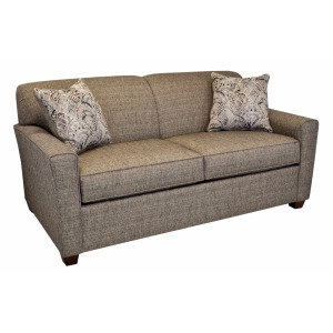 "Fayetteville Full Sleeper Sofa with 5"" Memory Foam Mattress"