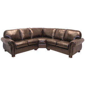 8611 Dynamic Mocha Sectional