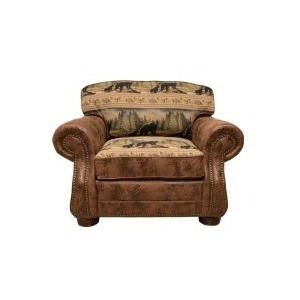 Lexington Ottoman & Chair