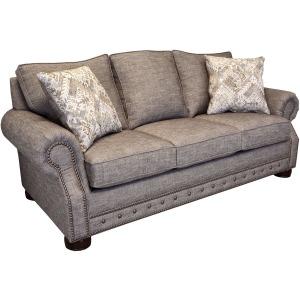 Dearborn Sofa w/Brass Nails